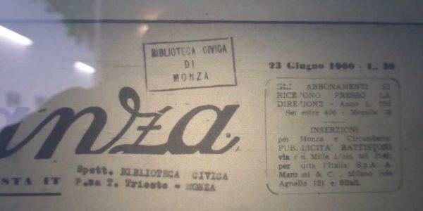 1960 – 2° Premio Bice Bugatti – articolo La Brianza (2)