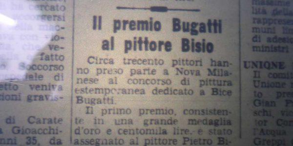 1961 – 3° Premio Bice Bugatti – articolo Corriere d'informazione (1)