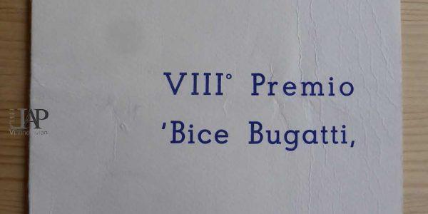 1966 – catalogo 8° Premio Bice Bugatti – Archivio LAP – 01 – Copy