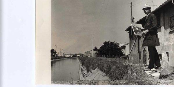 1967 – 9° Premio Bice Bugatti 006 b – pittore ponte Villoresi via Giussani – Archivio foto LAP – Copy (2)