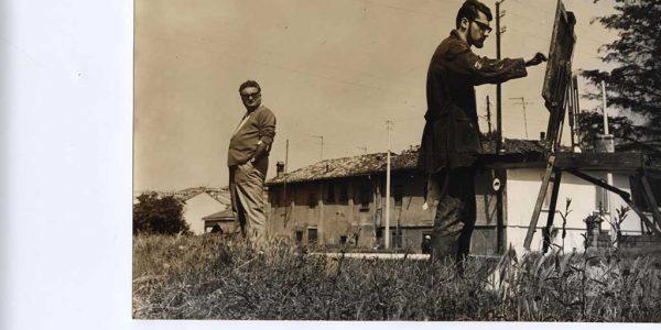 1967 – 9° Premio Bice Bugatti 006 – pittore in via Villoresi – Archivio foto LAP – Copy (2)