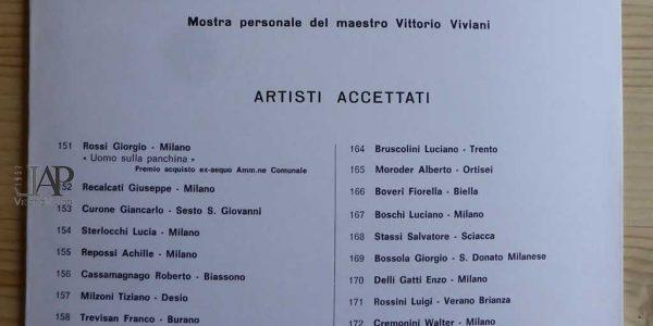 1971 – catalogo 11° Premio Bice Bugatti – Archivio LAP – 06