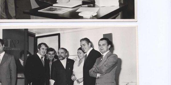 1972 – mostra antologica Viviani – Gruppo Amici dell'arte – Centro parrocchiale Nova – Archivio foto LAP – 007