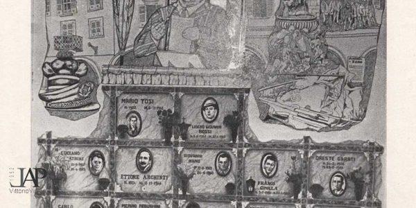 1975 – premio XXX anniversario Resistenza – Franchina Tresoldi di Lodi – Ora e sempre resistenza senza celebrazioni