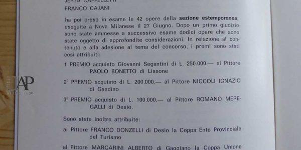 1976 – catalogo 8° Premio Giovanni Segantini – Archivio LAP – 04