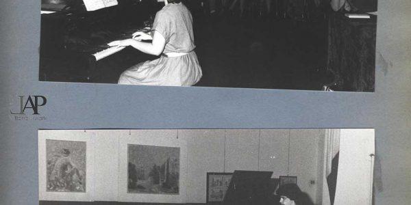 1979 – 15° premio Bice Bugatti – concerto allievi liceo musicale Monza o conservatorio Milano – archivio foto LAP