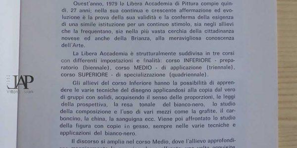 1979 – catalogo 15° Premio Bice Bugatti – Archivio LAP – 03