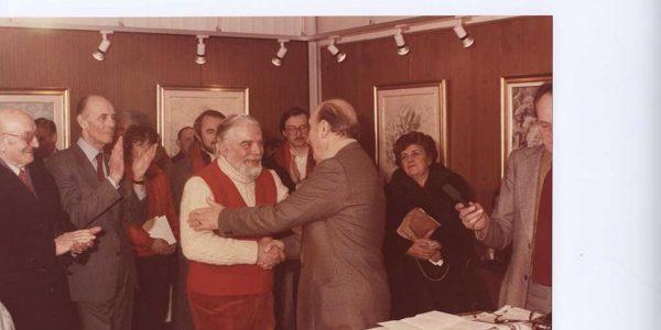 1983 – mostra Viviani Galleria Cavallotti a Monza – Archivio foto LAP (1)