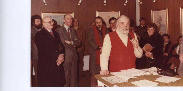 1983 – mostra Viviani Galleria Cavallotti a Monza – Archivio foto LAP (2)