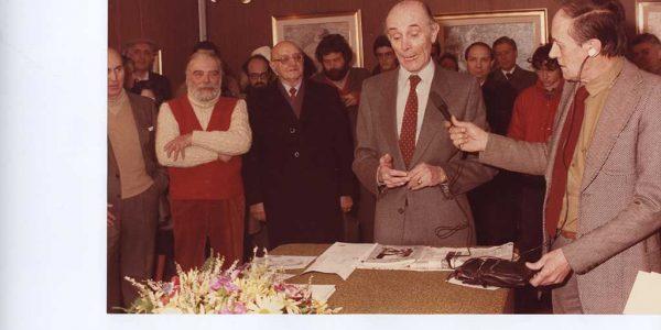 1983 – mostra Viviani Galleria Cavallotti a Monza – Archivio foto LAP (3)
