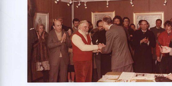 1983 – mostra Viviani Galleria Cavallotti a Monza – Archivio foto LAP (5)