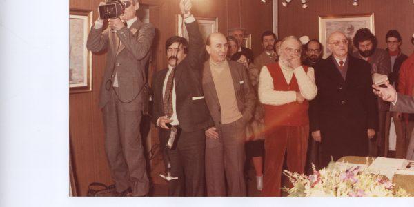 1983 – mostra Viviani Galleria Cavallotti a Monza – Archivio foto LAP (6)
