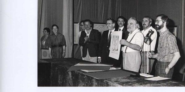 1985 – 18° Premio Bice Bugatti – Archivio foto LAP – 016