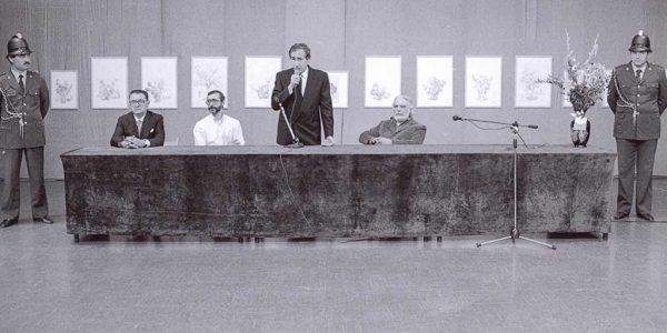 1988 – 14° Premio Segantini – Foto di F. Papa ARCI – Archivio foto LAP – 009