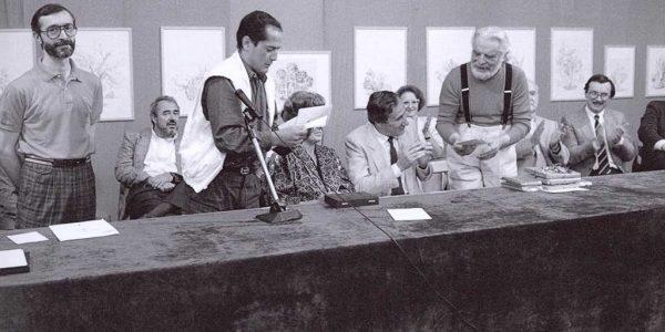 1988 – 14° Premio Segantini – Foto di F. Papa ARCI – Archivio foto LAP – 016