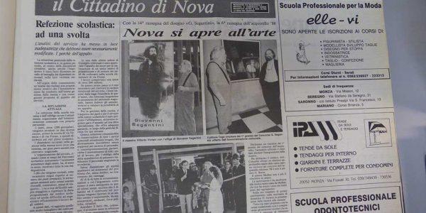 1988 – articolo de Il cittadino sul premio Segantini b