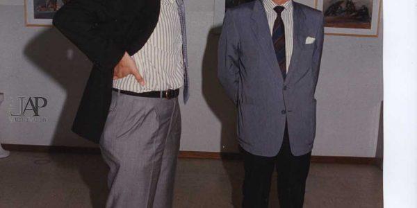 1989 – 20° Premio Bice Bugatti – commissione artistica – Archivio foto LAP – 002