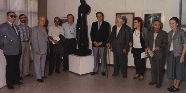 1989 – 20° Premio Bice Bugatti – commissione artistica – Archivio foto LAP – 011