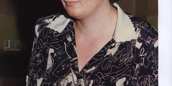 1989 – 20° Premio Bice Bugatti – inaugurazione – Archivio foto LAP – 006 – Laura Barzaghi