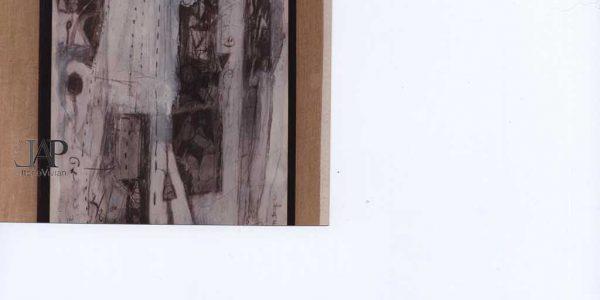 1990 – premio del disegno Giovanni Segantini ex aequo Shafik – Archivio Laura Barzaghi