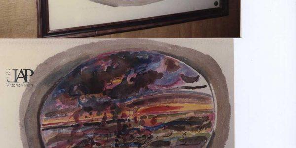 1990 – primo premio fondazione durini all'opera di Alessandro Savelli – Archivio Laura Barzaghi