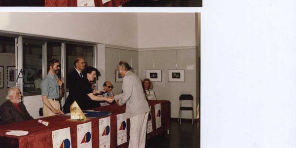 1992 – cerimonia Premio Segantini – Archivio LAP 005