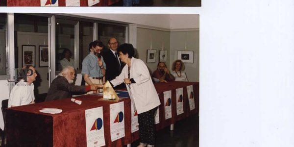 1992 – cerimonia Premio Segantini – Archivio LAP 006