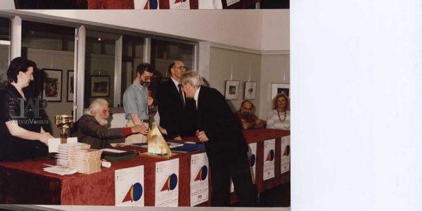 1992 – cerimonia Premio Segantini – Archivio LAP 010