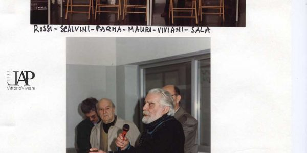 1993 – aprile – presentazione 22° Premio Bice Bugatti – Archivio foto LAP