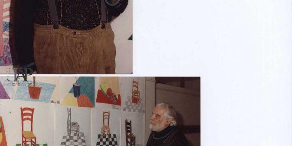 1993 – aprile – presentazione 22° Premio Bice Bugatti – Archivio foto LAP – Viviani lavori piccoli allievi