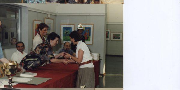 1994 – cerimonia 17° Premio Segantini nella scuola di via Mazzini011