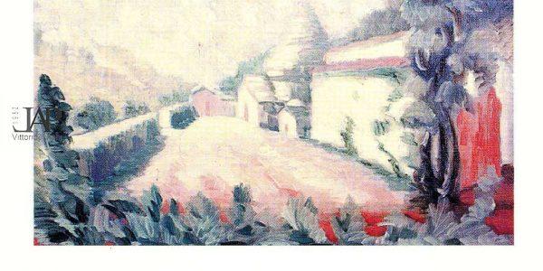 1996 – Donazione Vittorio Viviani Comune Nova Milanese in Villa Vertua