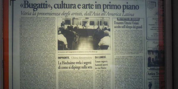 1999 premio bugatti – il cittadino 26 giugno 1999 a