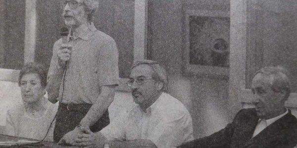 2002 -cerimonia 21° Premio Segantini – foto Blow-up – articolo Il cittadino 29 giugno