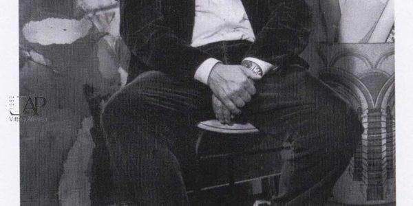 2005 – Alessandro Savelli direttore LAP – foto dal catalogo mostra ex allievi del maestro Viviani 2005