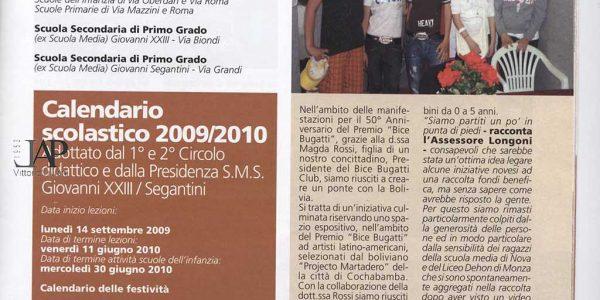 informatore comunale 2009 ottobre